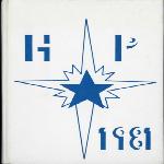 """Hyde Park High School """"Blue Book"""": 1981"""