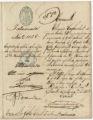 Carta de Asencio Amescaray al gobernador civil de Matanzas en relación al traslado del patrocinado Federico Lombal hacia la ciudad de Cimarrones, 7 de marzo de 1883
