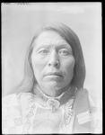 Dakota man, Flying Hawk, U. S. Indian School, St Louis, Missouri 1904
