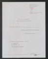 YMCA urban work records. Urban Metropolitan Conference A, 1976 - 1977. (Box 6, Folder 11)