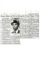Negro Mayoral Bid in Memphis Tests Negro Vote