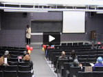 Lecture on the history of gospel music of Daniel Walker, USC, 2007