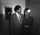 Billy Eckstine and Billie Holiday