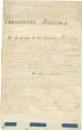 Alabama Constitution of 1819.
