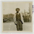 African American ex-slave portrait, Henry Bedford