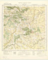 Anantapur & Bellary Districts, Sandur State, Chitaldrug District, Madras, Madras States & Mysore no. 57 B/N.E.