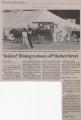 """Bolden!"" filming reshoots off Market Street"