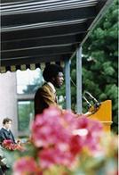 African-American guest speaker