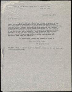 Letter from William Lloyd Garrison, New York, to Simeon Smith Jocelyn, May 1, 1833