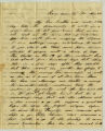 Mary A. Wester & M. Yandle letter to John Yandle - n.d.