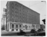 Detroit, Michigan YMCA building, dedicated March 1924, investment $531,000