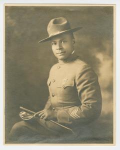 Photograph of Bosey E. Vick