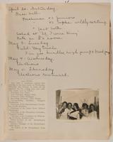 Eleanor Myers Jewett Scrapbook, vol. 2, 1909-1910, page 131