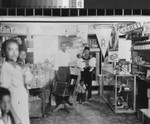 [Photograph of the Bell Grocery Store}