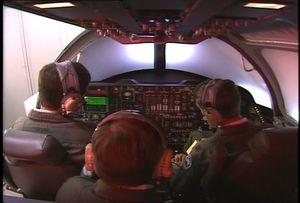 Air Force Flight Simulator