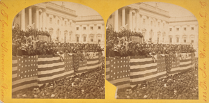The Inauguration of Rutherford B. Hayes
