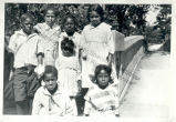 Katherine Dunham and Family Members