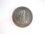 Abraham Lincoln Campaign Medal