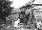 Old cabin near Oxford