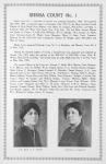 Sheba Court No. 1; A. M. Mrs. G. V. Smith; Louise A. Parras