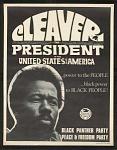 Cleaver for President