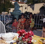 Thumbnail for Gwen Gordy Fuqua Berry Gordy's house party, Los Angeles