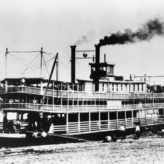 Bald Eagle (Packet, Towboat, 1898-1934)