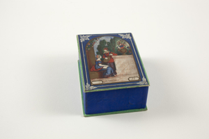Unidentified box, location unknown, undated