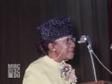 Agnes Hildebrand Wilson speech--outtakes