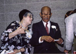 Eubie Blake and Mrs. Blake Attend African American Living Legends Program