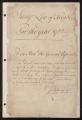 Tax Lists, Surry County, 1782