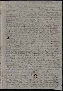 Letter from Maria Weston Chapman, Paris, [France], to Anne Warren Weston, Deborah Weston, Lucia Weston, and Emma Forbes Weston, Nov. 14, 1848