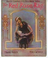 Red rose rag