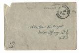 Letter, 25 Oct. 1918, France, to Mr. Ben Boatwright, Ridge Spring, S.C.