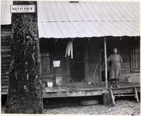 Tenant farmer's home, Athens (Ala.)