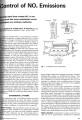 Control of NOx emissions