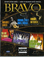 [Program] Bravo: Michigan Opera Theatre, Fall/Winter 2008-09