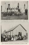 The Presbytery of Kiamichi, Garvin, Okla., April, 1914. ; Wiley Homer, his people and chapel at Grant, 1904