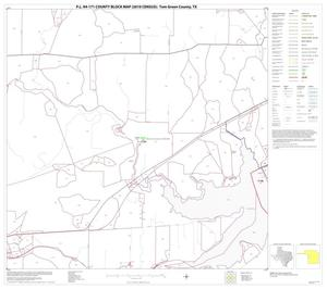 P.L. 94-171 County Block Map (2010 Census): Tom Green County, Block 15 2010 Census P.L. 94-171 County Block Map Public Law 94-171 County Block Map (2010 Census)