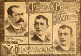 George Thatcher, George Primrose, and William West