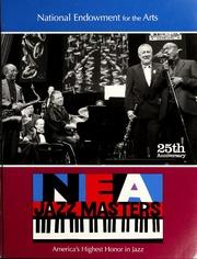 NEA jazz masters : America's highest honor in jazz ; 25th anniversary