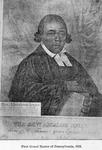 Rev. Absalom Jones; First Grand Master of Pennsylvania, 1815