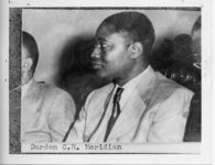 Mississippi State Sovereignty Commission photograph of C. R. Darden taken in Meridian, Mississippi, 1960