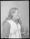 Dakota Rosebud man, Charges Twice, U. S. Indian School, St Louis, Missouri 1904