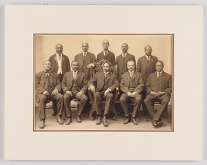 The Sub-Committee of Management and Counsel of the Grand United Order of Odd Fellows (1907-1908)
