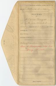 Case File of Charles Burgess