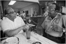 E. J. Shepherd and Howard Baugh