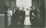 The Bixler Family at a Wedding, Tokyo, Japan, 1966