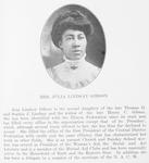 Mrs. Julia Lindsay Gibson