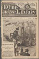 The lieutenant detective, or, The fugitive sailor: the romance of the Chesapeake